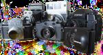 Some of grumpytyke's film cameras