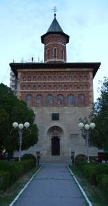 St Nicholas's church, Iasi (Sf Nicolae Domnesc)