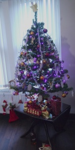 Our Christmas Tree - 2012