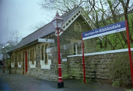 Horton-in-Ribblesdale sation