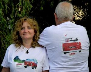 VW T2 T-shirts