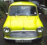 Mini - my 1975 classic mini