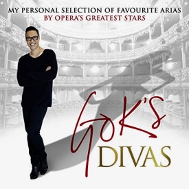 Picture of CD cover 'Gok's Divas'
