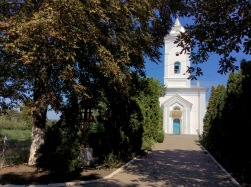 The little church in the school grounds