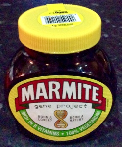 Photo of the largest pot of Marmite available - 500g