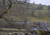 Another packhorse bridge - no packhorses now