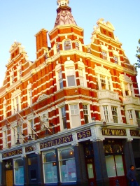 Photo of World's End pub in King's Road (see story below