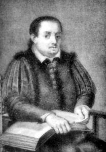 A portrait of Vincente Espinel